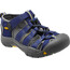 Keen Youth Newport H2 Shoes Blue Depths/Gargoyle